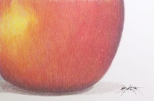 """Apple and And"" - my last finished"